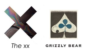 The XX et Grizzly Bear