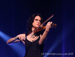 Nathalie Bonin, violoniste