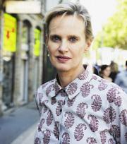 L'auteure américaine Siri Hustvedt (Portrait © Witi De Tera / Opale / Editions Actes Sud )