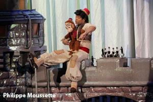 Aladin et son singe