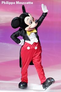 Mickey - le roi de la fête