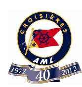 Le début de la saison chez Croisières AML et Croisières Lachance