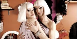 Les drag queens de Changing Room