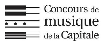 Concours de musique de la Capitale
