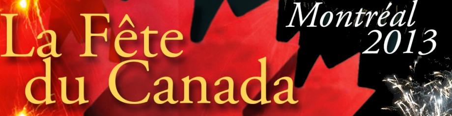 La Fête du Canada à Montréal