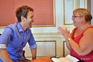 Entrevue avec Éric Salvail