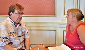 Entrevue avec Rémy Girard