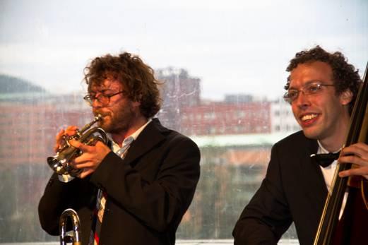 Benoit Paradis Trio