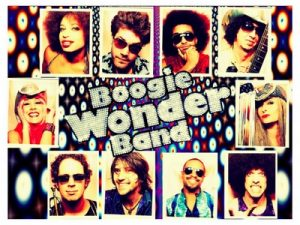 Le Boogie Wonder Band