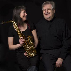 Sophie Poulin de Courval et Jacques Boucher