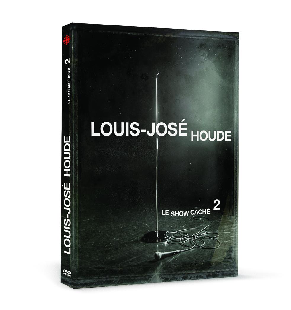 DVD-Le Show Caché 2 de Louis-José Houde