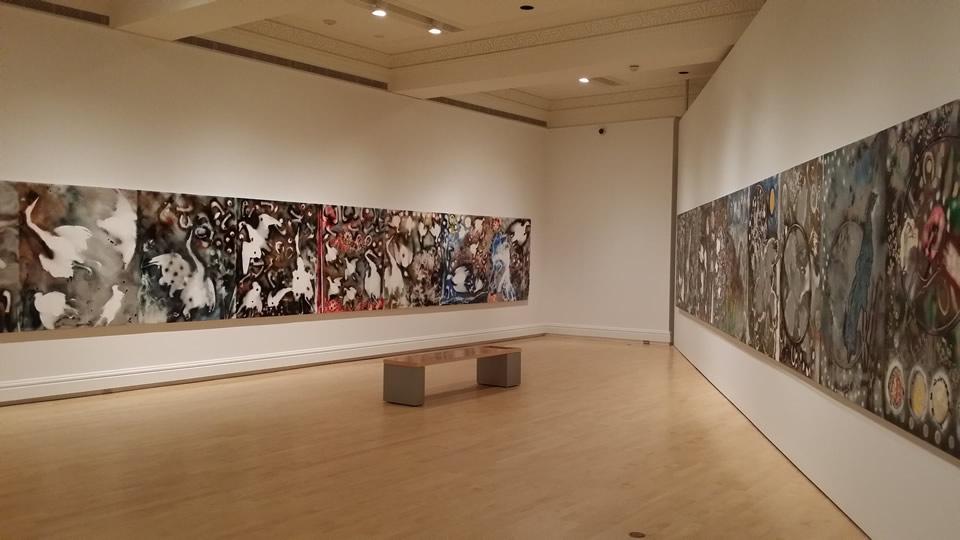 L'Hommage à Rosa Luxemburg de Jean-Paul Riopelle
