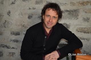 Mario Saint-Amand au Théâtre Petit Champlain