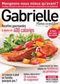 Gabrielle: recettes gourmandes