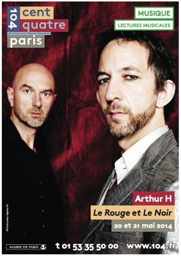 Arthur H & Nicolas Repac