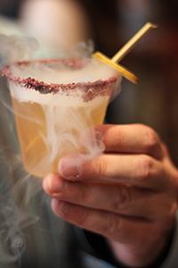 Cocktail Opium! de Baptiste Gissinger, Talea