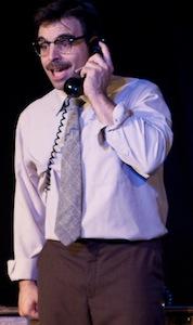 Mike Mileno (Carl)