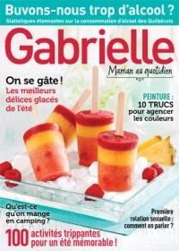 Gabrielle, Enfin, l'été