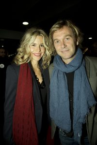 Pascal Dufour et son invité au Gala de l'Adisq