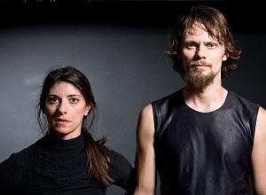 Jozef Frucek et Linda Kapatanea - Chorégraphes de Femmes-bustes