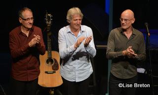 Yves Duteil et ses musiciens