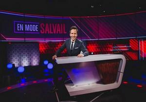 Éric Salvail - En mode Salvail à V