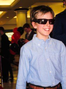 Les enfants ont aussi le droit de cité à la lunetterie La Vue de Star