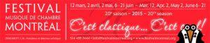Les Swingle Singers à l'affiche du 20e Festival de musique de chambre de Montréal