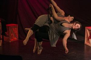 Karine Chiasson et Jacinthe Gilbert