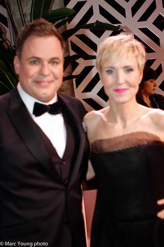 Stéphane Bellavance et Pénélope McQuade