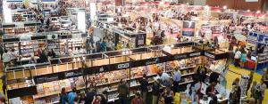 Salon international du livre de Québec © photo: courtoisie