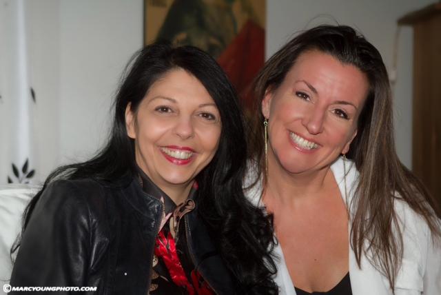 Bianca Favasuli et Johanne Lefebfre © photo: Marc Young