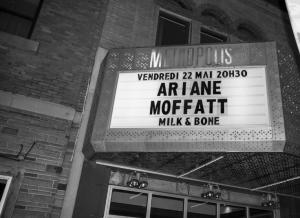 Ariane Moffatt : retour en images sur le concert du 22 mai