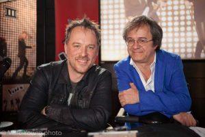 David Laflèche et Stéphane Laporte © photo: Marc Young