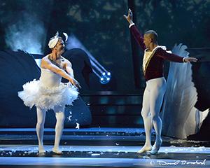 Le ballet d'ouverture