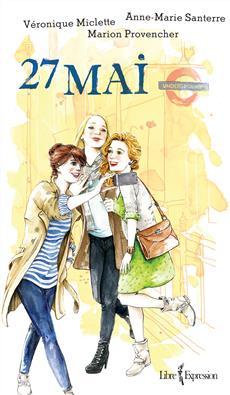 27 mai le livre