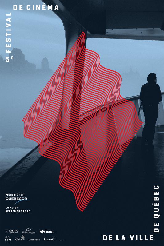Affiche: FCVQ: © photo:Renaud Philippe, avec graphisme de Criterium Design.