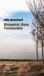 Julie Bouchard Nuageux dans l'ensemble © photo : courtoisie