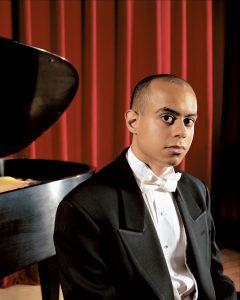 Le pianiste Stewart Goodyear
