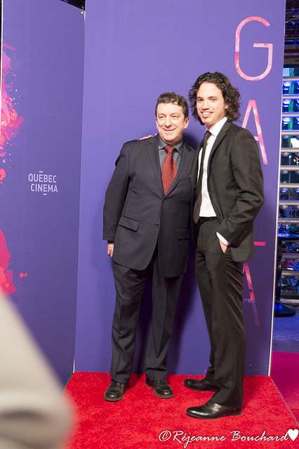 Tony Nardi  et Anthony Therrien
