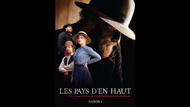Les pays d'en haut – Saison 1 - DVD
