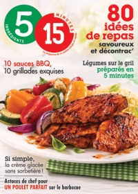 5 ingrédients 15 minutes vol. 7 No. 1