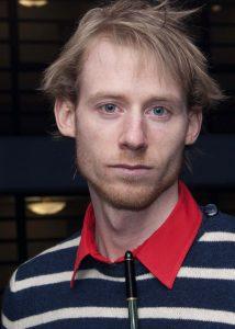 Samuel Breton, artiste coup de coeur du public_Photo Christian Baron