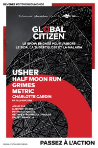 Le concert Global Citizen