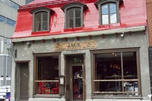 5 ans du Jack saloon Québec