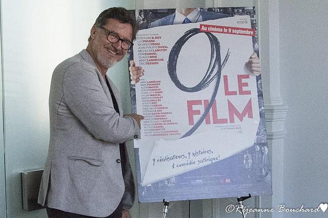 9 le film en salle le 9 septembre