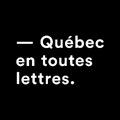 Quebec en toutes lettres
