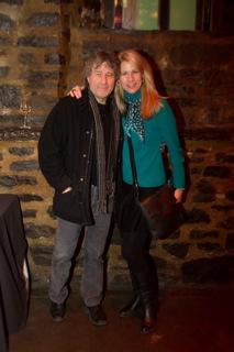 Brigitte M et son conjoint Pierre Marchand ©Bianca Favasuli