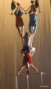 Cirque les improbables