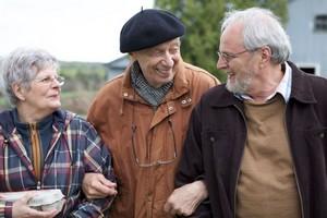 Édith Fournier, Fernand Danserau et Michel Carbonneau